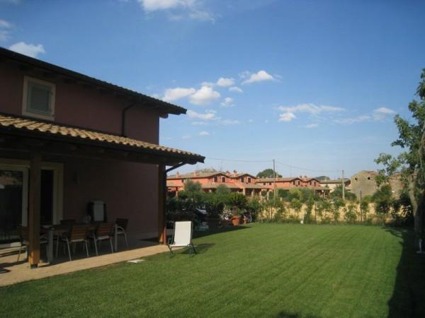 Casa indipendente in vendita a Corciano, Mugnano, Con giardino, 160 mq - Foto 1