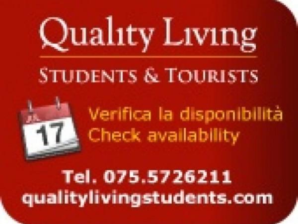 Appartamento in affitto a Perugia, Porta Eburnea, Porta S.pietro, Arredato, 46 mq - Foto 3