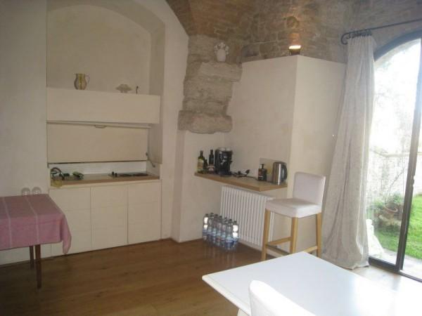 Appartamento in affitto a Perugia, Morlacchi, Arredato, con giardino, 50 mq