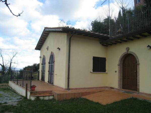 Villa in affitto a Perugia, Via San Girolamo, Arredato, con giardino, 70 mq - Foto 3