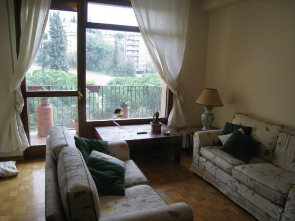 Appartamento in affitto a Perugia, Elce, Arredato, 80 mq