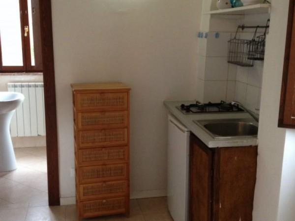 Appartamento in affitto a Perugia, Elce, Arredato, con giardino, 35 mq - Foto 1