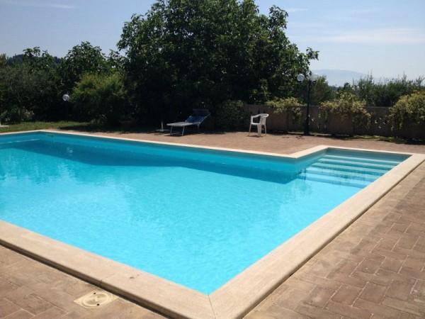 Villa in affitto a Perugia, San Girolamo, Arredato, con giardino, 80 mq