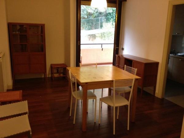 Appartamento in affitto a Perugia, Filosofi, Arredato, con giardino, 65 mq