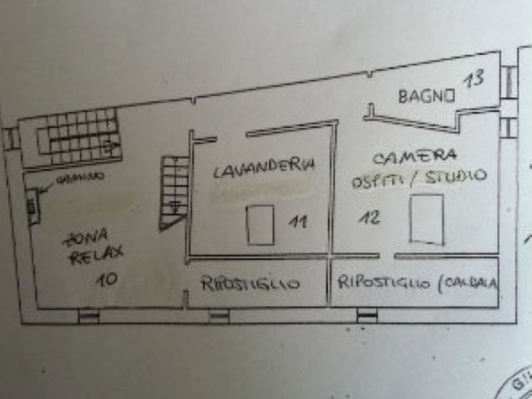 Appartamento in affitto a Perugia, Piazza Italia, 250 mq - Foto 6