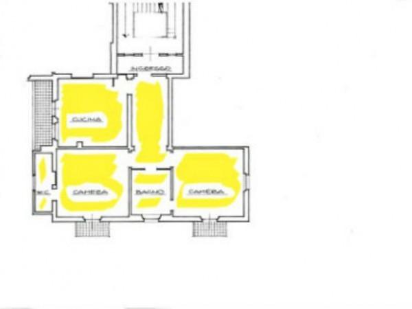 Appartamento in affitto a Perugia, Veterinaria/agraria, Arredato, con giardino, 100 mq - Foto 4