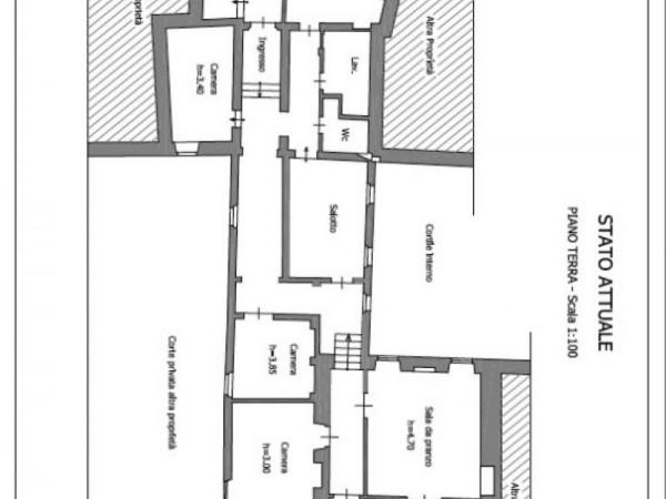 Appartamento in affitto a Perugia, Centro Storico, Arredato, 150 mq - Foto 4