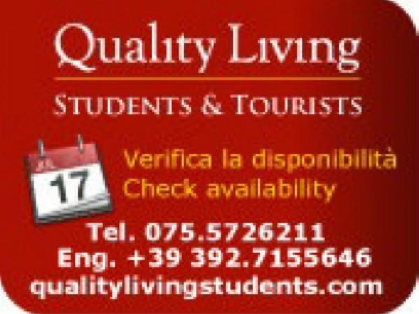 Appartamento in affitto a Perugia, Piazzale Europa, Arredato, 130 mq - Foto 3
