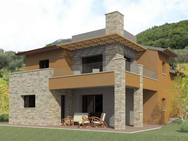 Villa in vendita a Gualdo Tadino, Con giardino, 175 mq - Foto 1