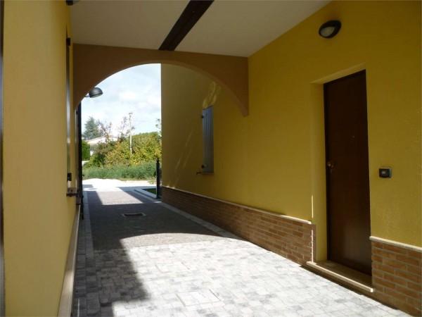 Appartamento in vendita a gualdo tadino gaifana con for Giardino 90 mq