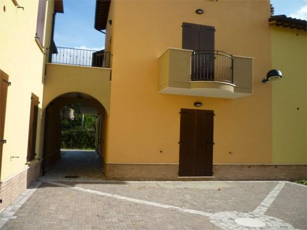 Appartamento in vendita a Gualdo Tadino, Gaifana, Con giardino, 90 mq - Foto 4