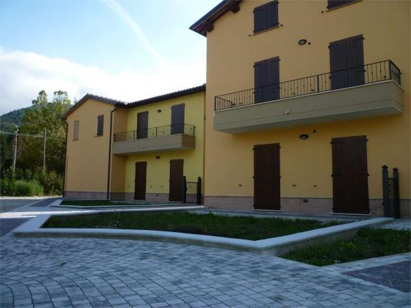 Appartamento in vendita a Gualdo Tadino, Gaifana, Con giardino, 90 mq - Foto 6