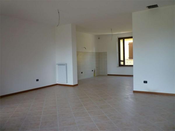 Appartamento in vendita a Gualdo Tadino, Con giardino, 106 mq - Foto 11
