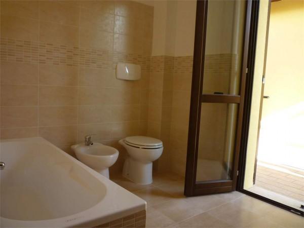 Appartamento in vendita a Gualdo Tadino, Con giardino, 106 mq - Foto 5