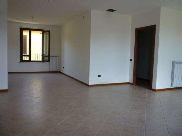 Appartamento in vendita a Gualdo Tadino, Con giardino, 106 mq - Foto 12