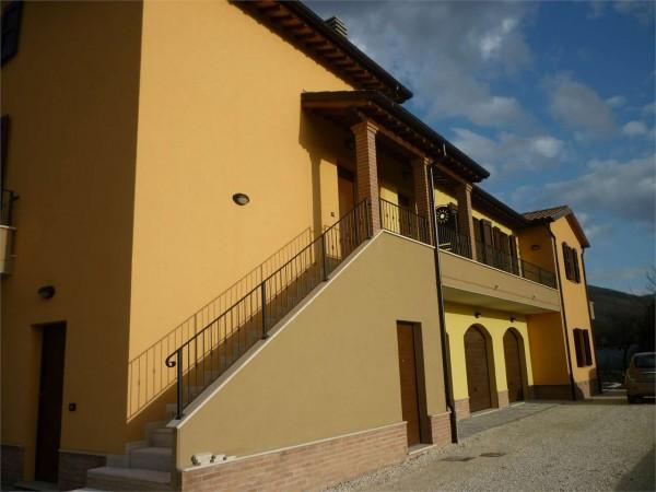 Appartamento in vendita a Gualdo Tadino, Con giardino, 106 mq - Foto 13