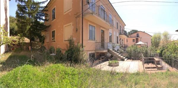 Villa in vendita a Gualdo Tadino, Arredato, con giardino, 320 mq - Foto 3