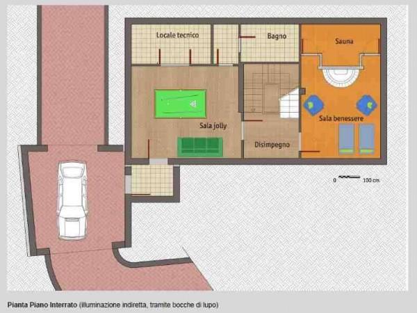 Villa In Vendita A Gubbio Con Giardino 250 Mq Bc 17385