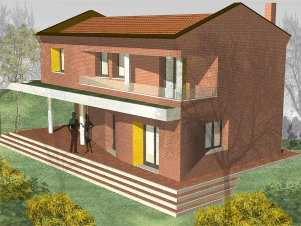 Villa in vendita a Gubbio, Con giardino, 250 mq - Foto 7