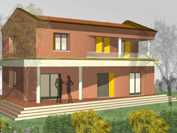 Villa in vendita a Gubbio, Con giardino, 250 mq - Foto 1