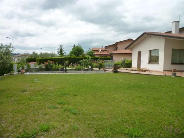 Villa in vendita a Gualdo Tadino, Con giardino, 260 mq - Foto 16