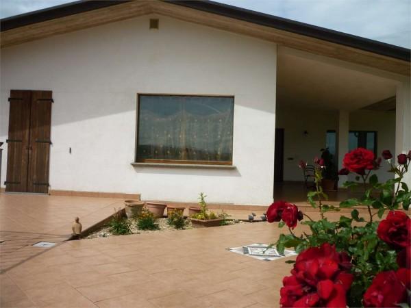 Villa in vendita a Gualdo Tadino, Con giardino, 260 mq - Foto 15