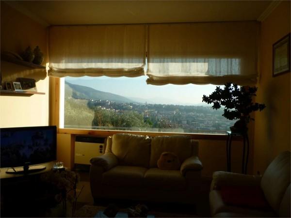 Villa in vendita a Gualdo Tadino, Con giardino, 265 mq - Foto 23