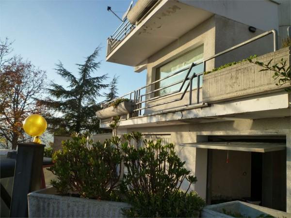 Villa in vendita a Gualdo Tadino, Con giardino, 265 mq - Foto 36