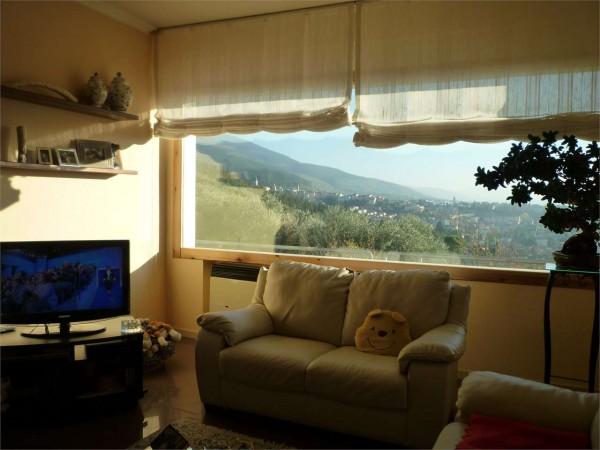 Villa in vendita a Gualdo Tadino, Con giardino, 265 mq - Foto 46