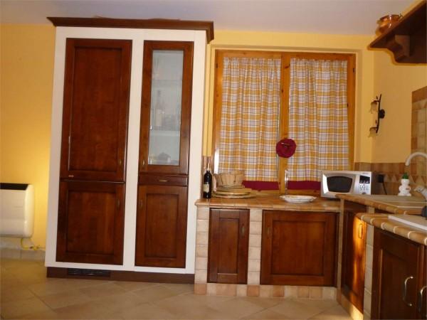 Villa in vendita a Gualdo Tadino, Con giardino, 265 mq - Foto 32