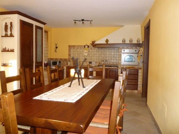 Villa in vendita a Gualdo Tadino, Con giardino, 265 mq - Foto 41