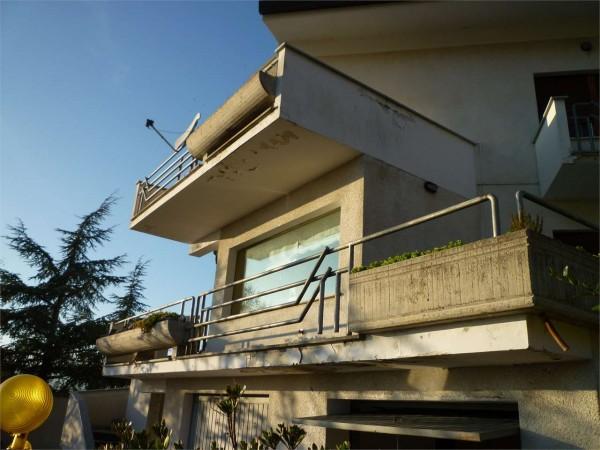 Villa in vendita a Gualdo Tadino, Con giardino, 265 mq - Foto 37