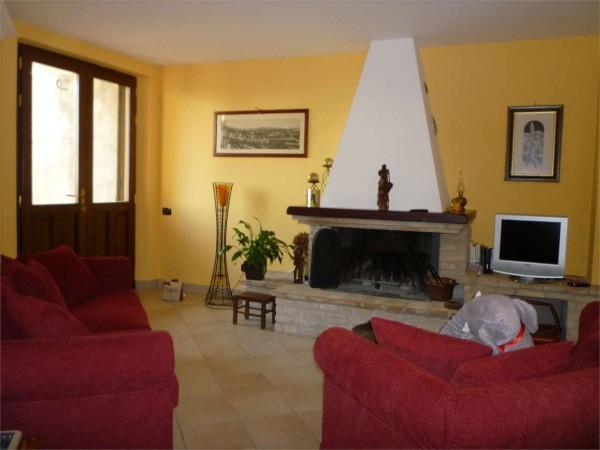 Villa in vendita a Gualdo Tadino, Con giardino, 265 mq - Foto 9