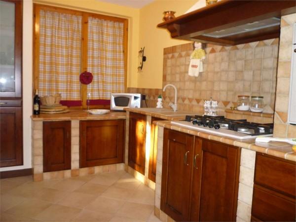 Villa in vendita a Gualdo Tadino, Con giardino, 265 mq - Foto 48