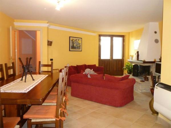 Villa in vendita a Gualdo Tadino, Con giardino, 265 mq - Foto 5