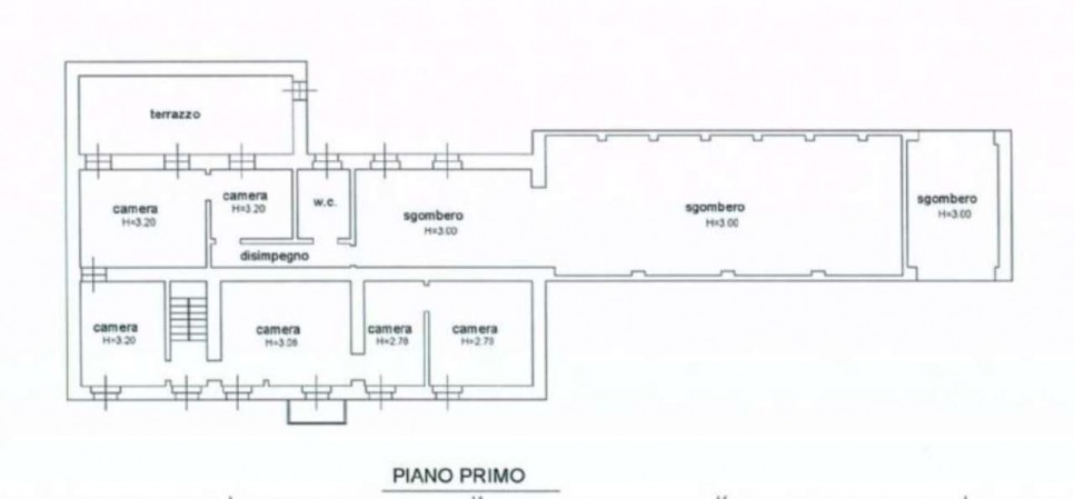 Rustico/Casale in vendita a Asti, Ovest, 700 mq - Foto 2