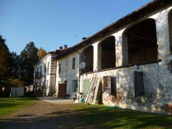 Rustico/Casale in vendita a Villafranca d'Asti, Agricola, Con giardino, 500 mq - Foto 22