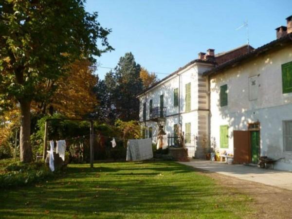 Rustico/Casale in vendita a Villafranca d'Asti, Agricola, Con giardino, 500 mq - Foto 12