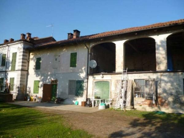 Rustico/Casale in vendita a Villafranca d'Asti, Agricola, Con giardino, 500 mq - Foto 17