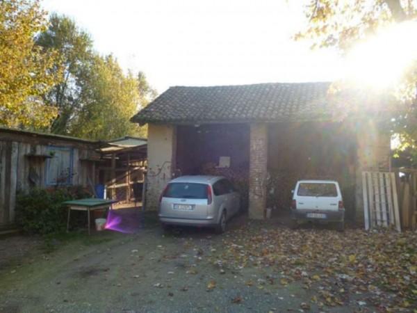 Rustico/Casale in vendita a Villafranca d'Asti, Agricola, Con giardino, 500 mq - Foto 8