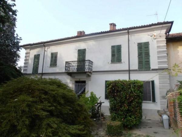 Rustico/Casale in vendita a Villafranca d'Asti, Agricola, Con giardino, 500 mq - Foto 13