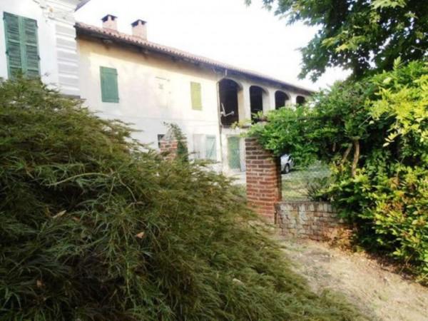 Rustico/Casale in vendita a Villafranca d'Asti, Agricola, Con giardino, 500 mq - Foto 4