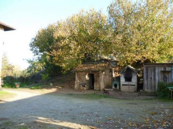 Rustico/Casale in vendita a Villafranca d'Asti, Agricola, Con giardino, 500 mq - Foto 11