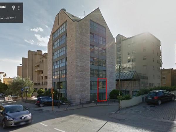 Ufficio in affitto a Perugia, Stazione, 90 mq