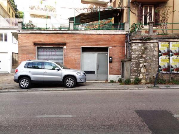 Negozio in affitto a Perugia, Via Xx Settembre, 38 mq