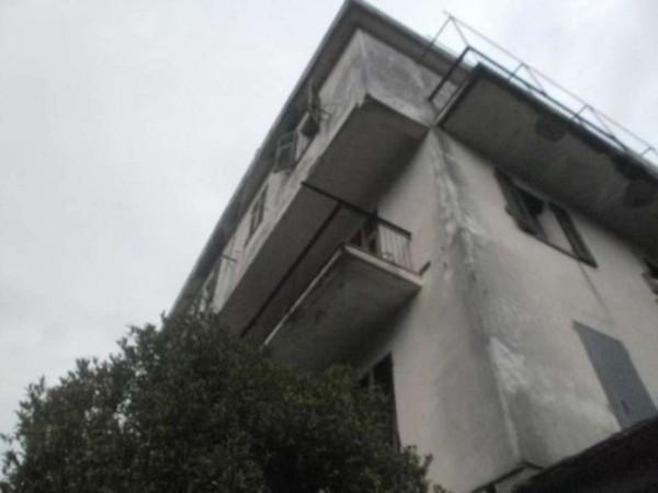 Casa indipendente in vendita a Avegno, Avegno, Con giardino, 192 mq - Foto 13