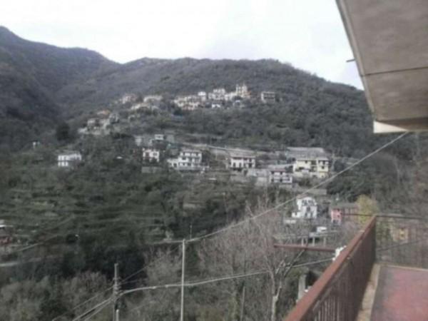 Villa in vendita a Avegno, Avegno, Con giardino, 384 mq - Foto 12