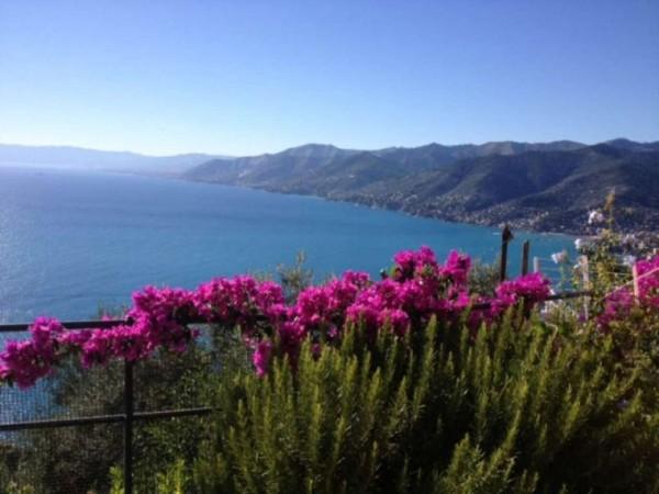 Appartamento in vendita a Camogli, San Rocco Di Camogli, Con giardino, 60 mq - Foto 1