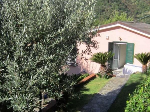 Villa in vendita a Avegno, Con giardino, 130 mq