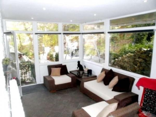Villa in vendita a Avegno, Salto, Con giardino, 205 mq - Foto 11